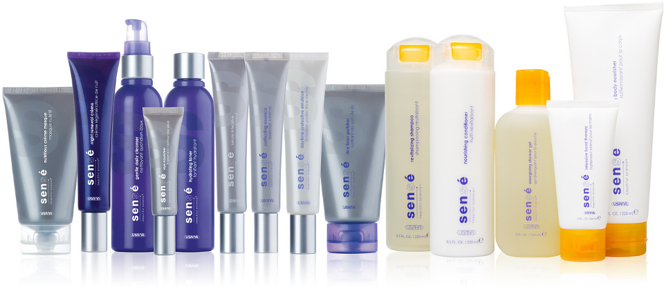 USANA Personal Care Products - Sensé Skin Care
