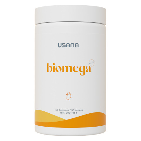 USANA Difference: • Effective • Safe • Science-based • Pharmaceutical Quality BiOmega You know that fish oil is really good for you because it contains important omega-3 fatty acids, which contribute to brain development, cellular function, and immune, joint, and cardiovascular health.