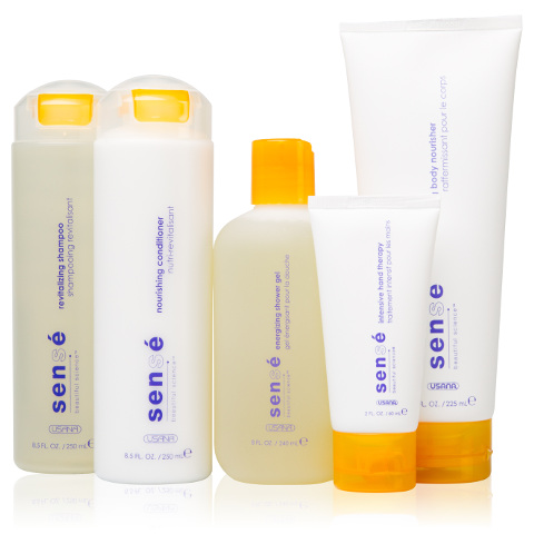 Sensé Hair Body Pack