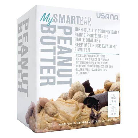 USANA MySmartBar Peanut Butter - Protein Bar
