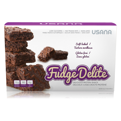 USANA Nutrition Bar Fudge Delite
